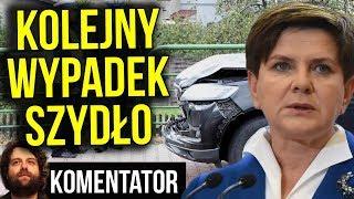 Wypadek Samochodowy Premier Szydło -  Kto Za to Zapłaci Pieniądze - Analiza Komentator