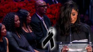 Padres De Kobe Bryant Conmovidos. Todo Lo Que Pasó En El Ultimo Adiós A Kobe Y Su Hija Gianna Bryant