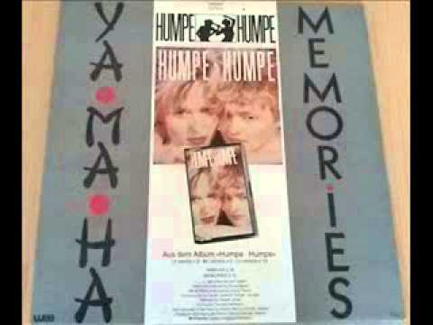 Humpe & Humpe   Yama ha 12inch Maxisingelversion 1985