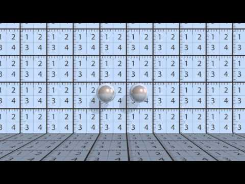 Relativity - Sinusoidal animation