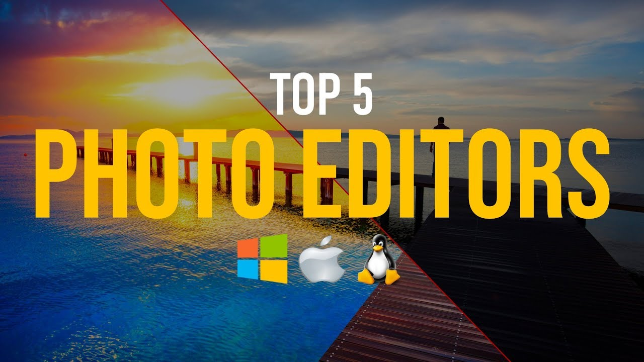 free easy to use photo editor