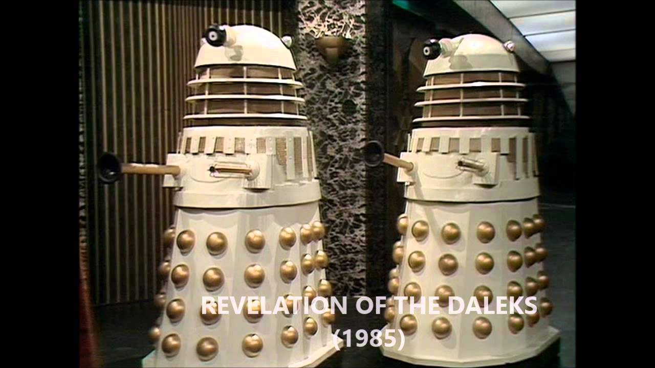 Dalek exterminate test - YouTube