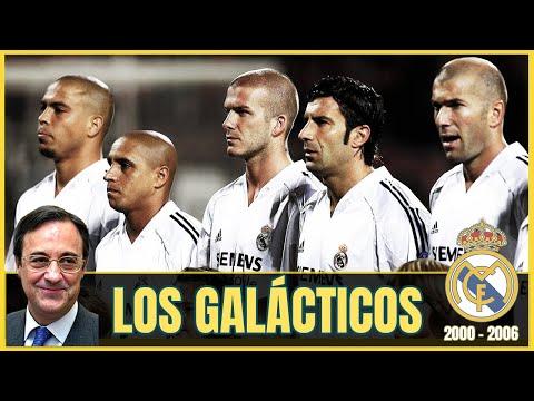 El REAL MADRID de los GALÁCTICOS ✨ (2000-2006) | ¿ÉXITO o FRACASO?