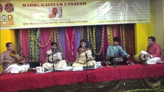 Unakku Naan undu Enakku nee undu by Gayathri Krishnan and Deepa Sriram