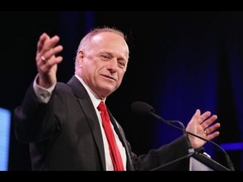 "Iowa Rep Steve King: ""Sub-Groups"" Don't Contribute To Civilization"