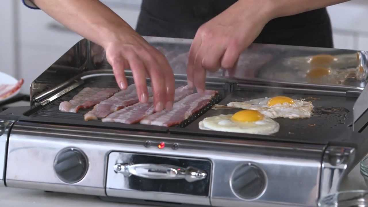 Breakfast Sandwiches On The All Clad Grill Giddle Williams Sonoma You