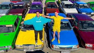 ПАША ПЭЛ vs ГОРДЕЙ. Кто больше купит авто за 24 часа? ЧЕЛЛЕНДЖ