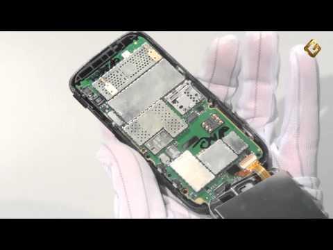 Nokia 5800 XpressMusic - как разобрать телефон, из чего он состоит