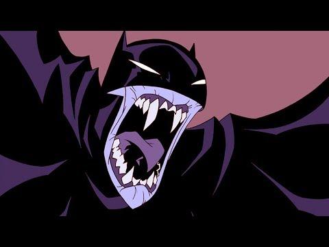 Смотреть мультфильм бэтмен против вампиров