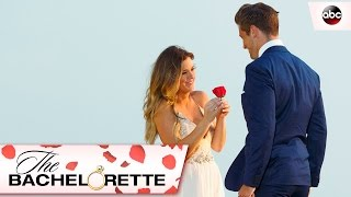 Jordan Proposes to JoJo - The Bachelorette