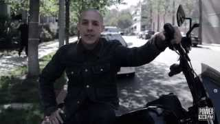 Theo Rossi Talks Sons of Anarchy and Hardest Scenes To Shoot