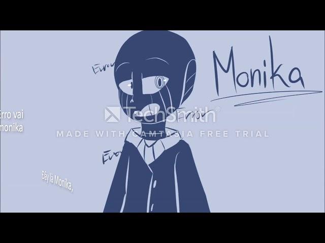 [Vietsub]Just Monika phiên b?n Bad Sans.