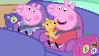 Свинка Пеппа на русском все серии подряд | Ночные животные | Мультики
