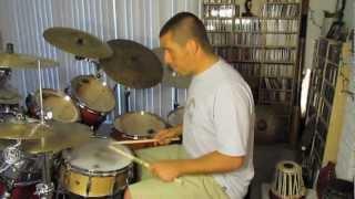 Reggae Drums: Ska Rhythm