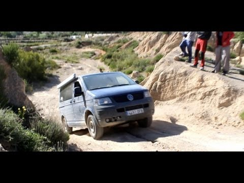 Volkswagen T5 Transporter 4motion