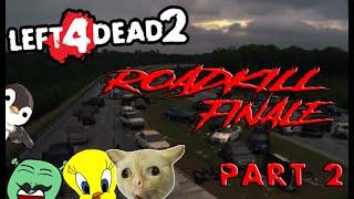 L4D2 CCP Roadkill Part 2 FINALE NAMAMATAY SI TITIW