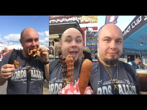 StoryTime : Family Tradition...Going To The HARFORD FAIR (Food Pics Included)