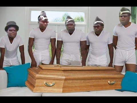 Весёлые похороны подборка неудач