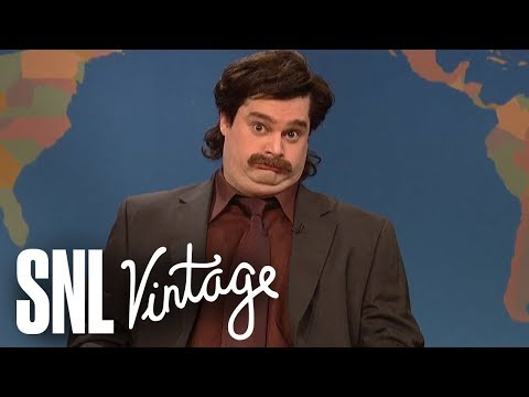 Weekend Update: Anthony Crispino on the Oscars, Gandalfi and Charlie Rose - SNL