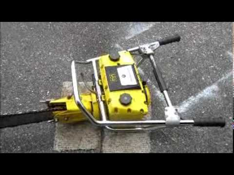 McCulloch 940 2 man chainsaw near mint, runs great