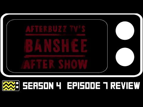 Banshee Season 4 Episode 7  w Chris Coy  AfterBuzz TV