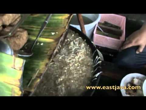 Lontong Balap : Traditional Food from Surabaya, East Java