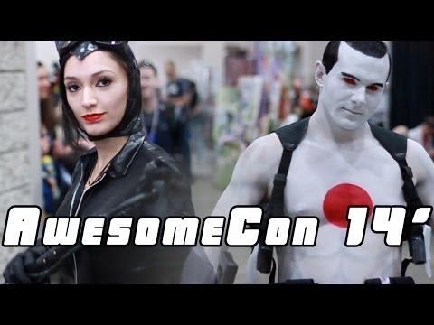 AwesomeCon 14' Con-umentry - Cosplay Compilation