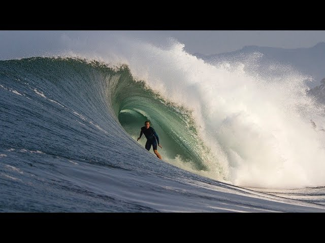 SURFING THE MEXICAN PIPELINE?