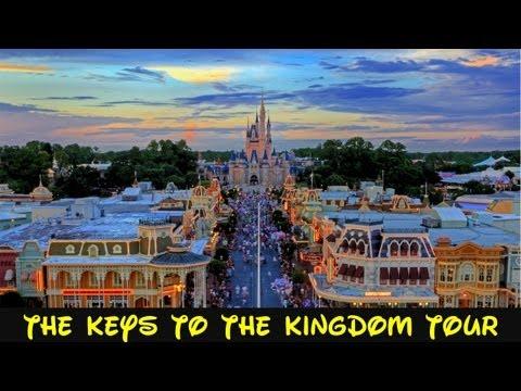 Magic Kingdom - Keys to the Kingdom Tour