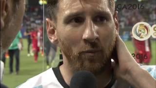 Lio Messi, Argentina