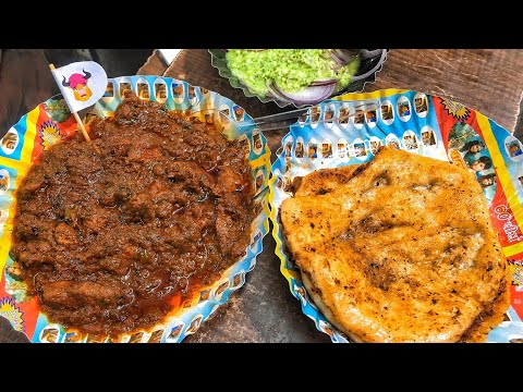 Pindiwala, Mutton Tikka with Kulcha, Kharode Soup at Moti Nagar, New Delhi