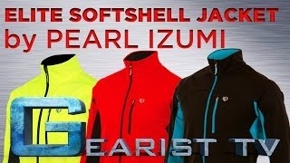 PEARL IZUMI ELITE SOFTSHELL CYCLING JACKET REVIEW - Gearist.com