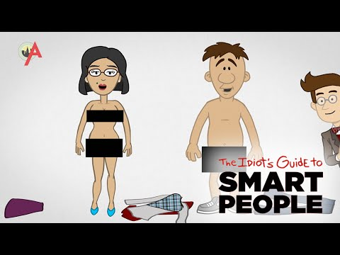Sex & Relationships – The Idiot's Guide to Smart People