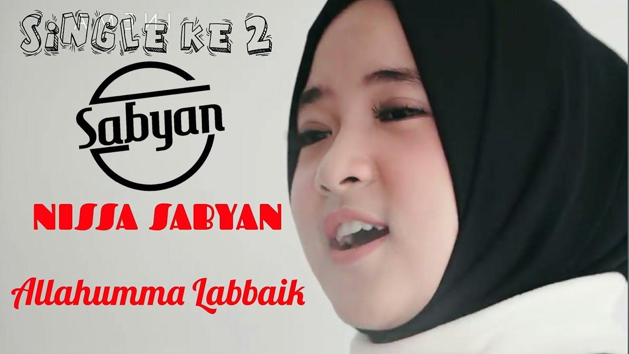 Sabyan Gambus Allahumma Labbaik, singel ke 2 spesial Lirik