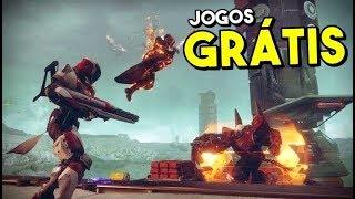 JOGÕES GRÁTIS NO PS4 & XBOX ONE CORRA !!
