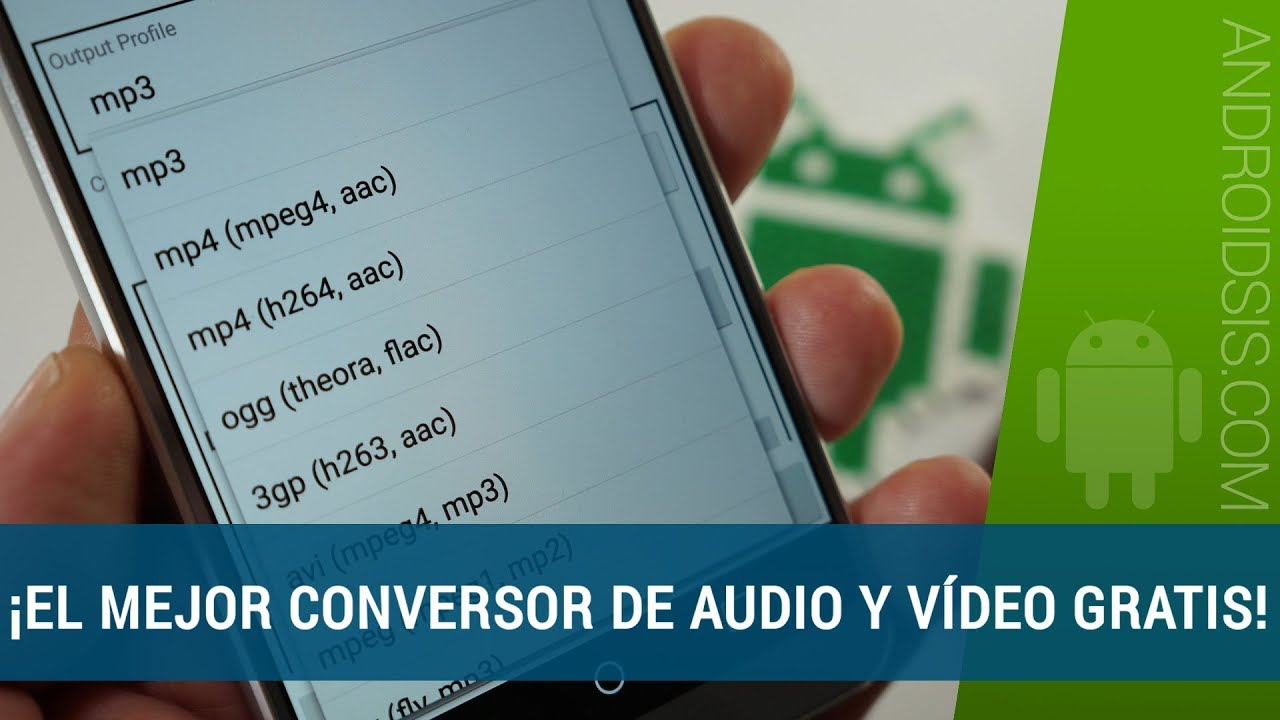 aplicacion para convertir youtube a mp3 android