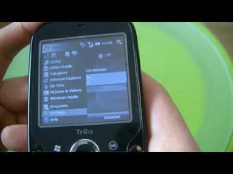 Palm Treo Pro - Smartphone Round Robin