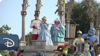Walt Disney World Resort Marks 45 Years With Character