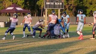 Central High Point Trojans vs. Brick City Lions Highlights - U14 (12/8/2019)