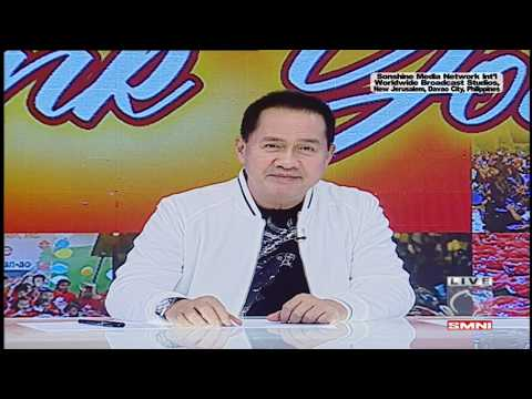 THANKSGIVING MESSAGE of Pastor Apollo C. Quiboloy