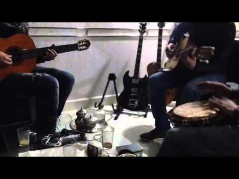 Instrumental swing Oujda Maroc jam non stop