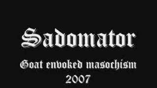 Sadomator - goat evoked masochism