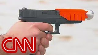 A bullet attachment that could save lives?