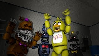 SFM FNAF Is It All In Your Mind