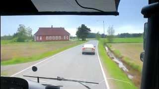Bus trip - Finland, Oulu - Oulunsalo - Hailuoto