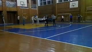 Открытый урок учителя физической культуры МКОУ МСОШ Кузнецова С Ю  Часть 1