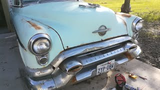 will-it-run-part-9-1953-oldsmobile-rocket-super-88-barn-find