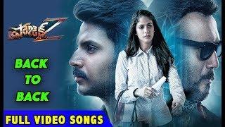 Project Z Back To Back Video Songs - 2018 Telugu Movies - Sundeep Kishan, Lavanya Tripathi