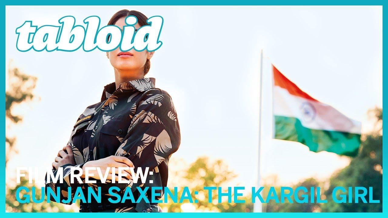 Gunjan Saxena: The Kargil Girl Bollywood movie review: Biopic on woman fighter pilot soars and dips