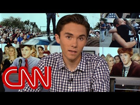 Shooting survivor David Hogg thanks conspiracy theorists